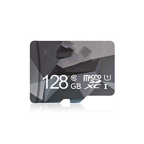 GBHD Tarjeta de Memoria 10 Micro SD TF TARD 64GB 32GB 16GB 8GB 128GB Tarjeta de Memoria Flash Mini TF/SD MicroSD (para SamrtPhone y PC) Tarjeta Micro SD 64 GB (Capacity : 128GB)