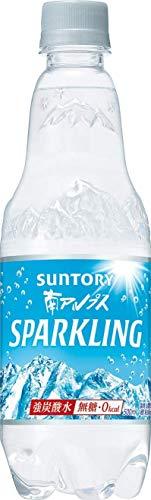 サントリー 南アルプスの天然水 スパークリング 500ml×48本