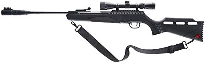 Umarex 2244241 Ruger Targis Hunter Max Pellet Gun Air Rifle with Scope, .22 Caliber and 3-9x32mm Scope, Black