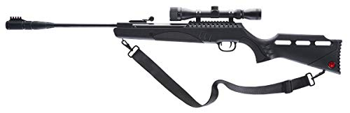 Umarex 2244241 Ruger Targis Hunter Max Pellet Gun Air Rifle with Scope, .22 Caliber and 3-9x32mm Scope, Black