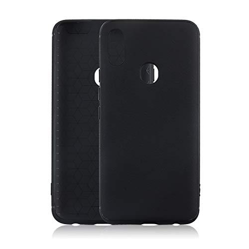 CiCiCat UMIDIGI F1/F1 Play Hülle Handyhüllen, TPU Silikon Back Cover Hülle Schutz Hülle Tasche Schutzhülle Für UMIDIGI F1/F1 Play (6.3'', Schwarz)