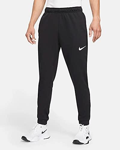 Nike Df Taper FL Sporthose Black/White M