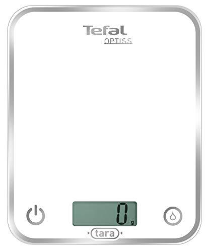 Tefal Optiss BC5000, Acciaio, Bianco, elettrica