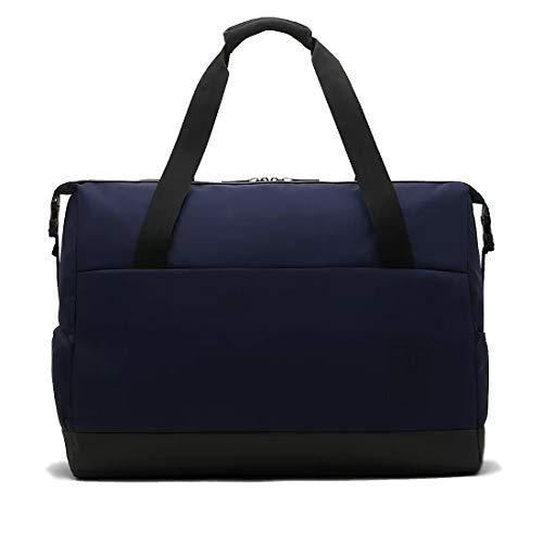 Nike Advantage Tennis Sporttasche, Mehrfarbig (Negroened Blue/Negro), Einheitsgröße