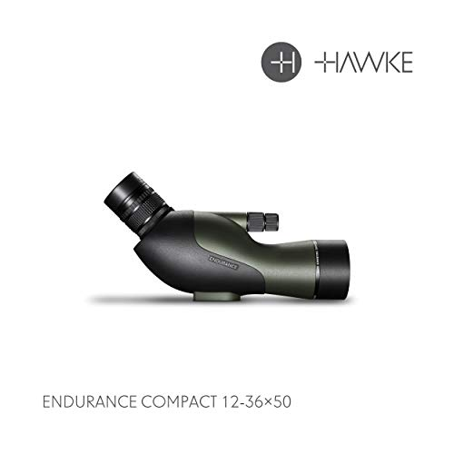 Hawke ENDURANCE 12-36x50 Angled Spektiv groen, M