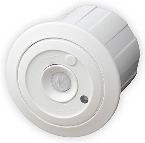 24V Präsenzmelder EPV PM/24V/5Si für Loxone, Homematic, Wago, Beckhoff & Co. Kombi-Sensor für Präsenzmeldung und Tageslichtmessung zur Integration in Steuerungen