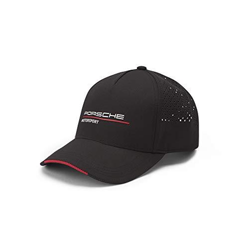 Porsche Motorsport Mütze, Schwarz