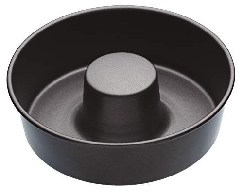 Master Class KCMCHB76 - Molde para Tarta Antiadherente en Forma de Corona, 20 cm