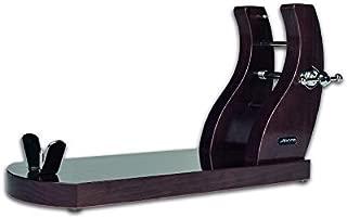 Arcos Accessori Porta Prosciutto AISI-304 Acciaio Inossidabile Colore Nero Polietilene PE-500 530x386x190 mm