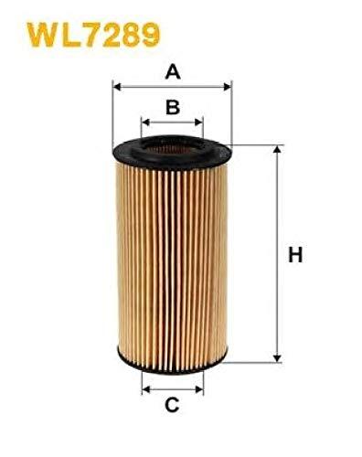 Filtro de aceite 020-WL7289