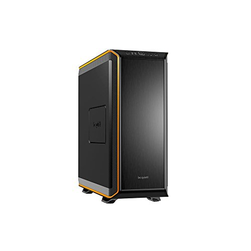 be quiet! Dark Base 900 Orange, Full Tower ATX, 3 Pre-Installed Silent Wings 3 Fans, BG010