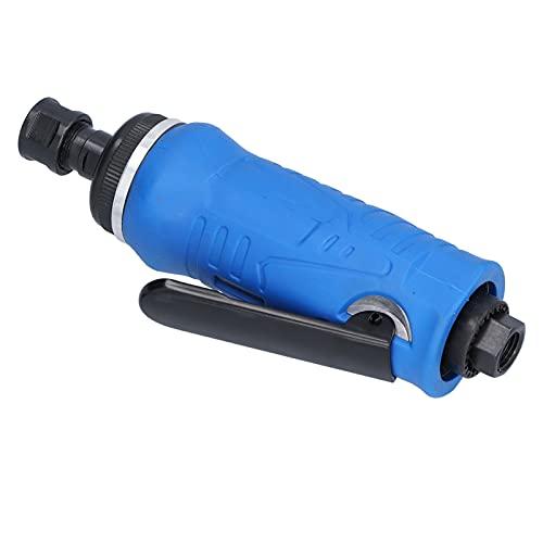 Amoladora de matriz de aire manual, amoladora de matriz de aire con rodamiento de bolas sellada Reduce la fatiga de la mano Ligera y portátil para desbarbado y rotura de soldaduras