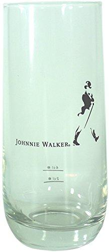 Johnnie Walker Longdrinkglas mit Logo - Höhe: ca.14,5 cm/Durchmesser: 6,5 cm