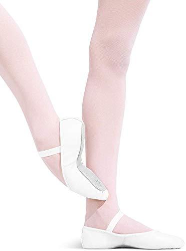Capezio girls Daisy 205 Ballet Shoe (Toddler/Little Kid),White,11 M US Little Kid