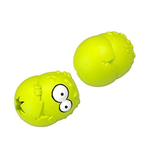 COOCKOO 303-435885 Hundespielzeug Bumpies, mit Apfelgeschmack, mehr als 27 kg