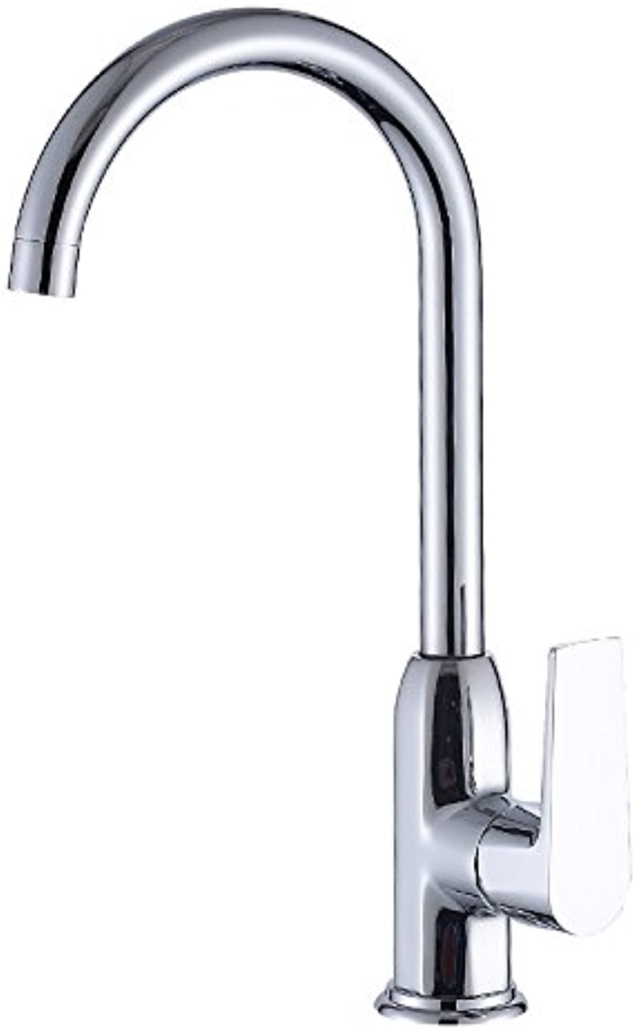 Bathroom Sink Basin Lever Mixer Tap Kitchen Faucet Kitchen Faucet Dishwasher Faucet Cold and Hot Water Tank Mixing Valve Faucet Personality