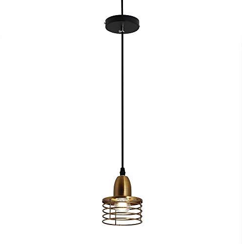 Hai Ying Retro LED wandlamp Amerika bar stijl eenvoudige Negotium kleding lamp voor Café E27 fitting metaal creatief lampenkap brons