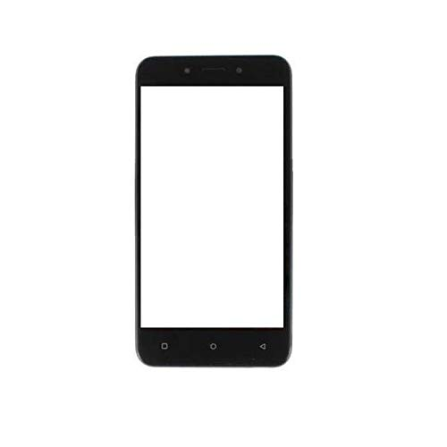 SPAREWARE Touch Screen digitizer Glass Panel Glas Part for GIONEE X1S (Black)