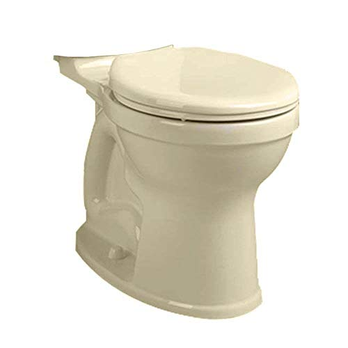 American Standard 3195B101.021 Champion PRO Right Height Round Front Toilet Bowl, Bone