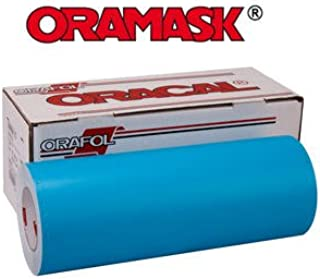 ORAMASK 813 Paint Mask Stencil 3mil, Adhesive Water-based - 24