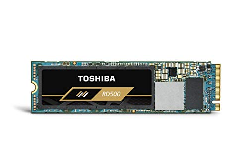Toshiba RD500 NVMe SSD 1000 GB M.2 2280 PCIe 3.0 x4, internes Solid-State-Modul