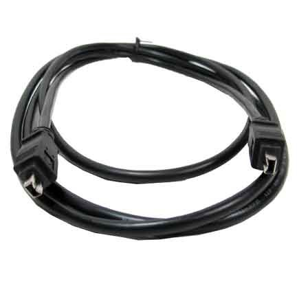 SF Cable, 3ft IEEE-1394 FireWire 4-pin to 4-pin Cable