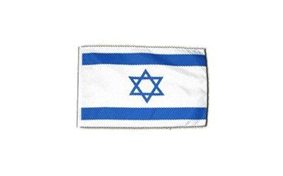 Fahne Flagge Israel 30 x45 cm