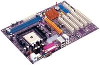 ECS nFORCE3-A, Socket 754, nVIDIA, ATX Motherboard, Athlon 64, Sempron