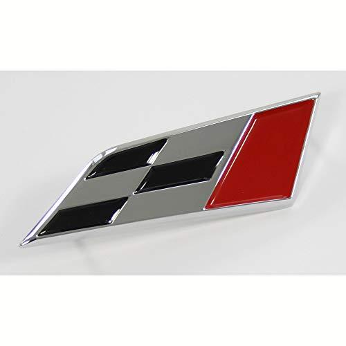 Seat 6J98536702ZZ Original Cupra Schriftzug vorn Kühlergrill Emblem Sport Logo chrom