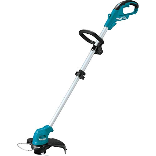Why Choose Makita RU03ZX 12V max CXT Lithium-Ion Cordless Trimmer w/Plastic Blade, Tool Only