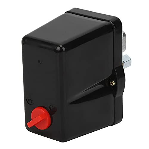 Interruptor automático trifásico de presión de aire de un solo orificio de 380 V y 8 kg