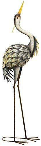 Regal Art & Gift Grey Heron, 41″ – Up, Grey