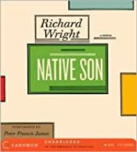 Native Son CD Publisher: Caedmon; Unabridged edition
