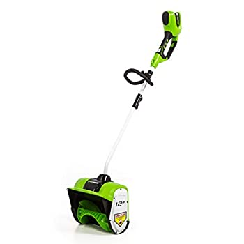 Greenworks 40V 12-Inch Cordless Snow Shovel Battery Not Included 2601402