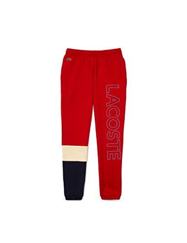 Lacoste - Pantalon Jogging Survêtement Homme - XH0706.