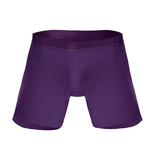 ➤Refill➤Retroshorts für Herren,Underwear Herren Retroshorts, Herren Shorts Long Life Soft Retroshort Boxershort atmungsaktive Unterhose