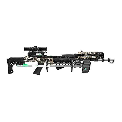 Centerpoint Heat 425 FPS Compound Crossbow with Power Draw Package