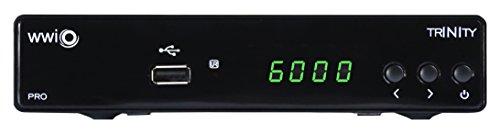 WWIO TRINITY PRO (DVB-S2, PVR, Timeshift, Mediaplayer)