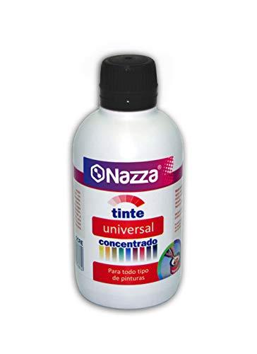 Tintes Universales Concentrados para Pinturas de todo tipo | Muy recomendado también para Resinas y barnices al Agua | Color Negro | Formato de 250 ml