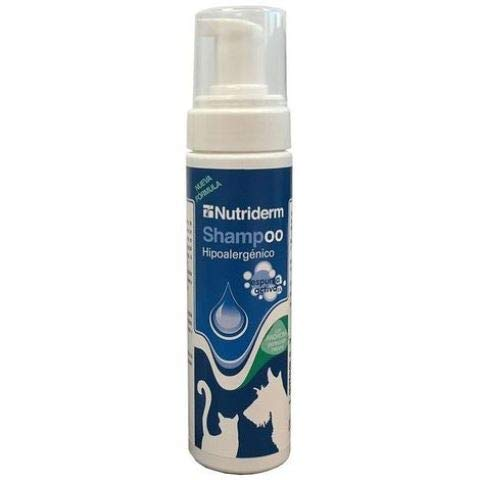 König d-1001 Nutriderm hypoallergeen shampoo – 200 ml