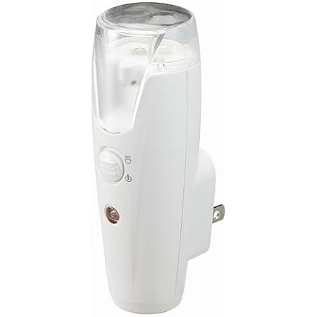 YAZAWA(ヤザワ) 充電式LEDセンサーナイトライトホワイト NCSN02WH