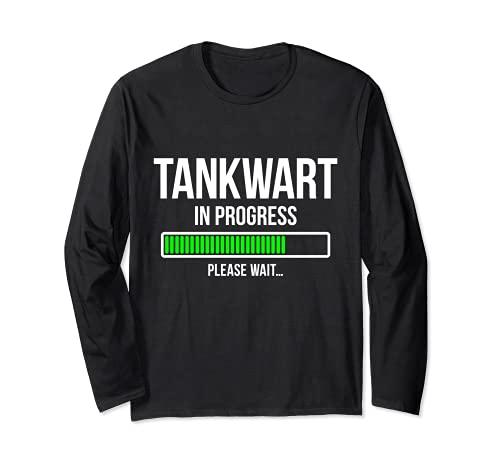Ausbildung Tankwart Langarmshirt