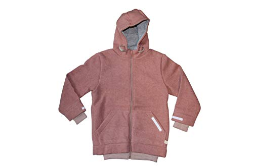 Disana Outdoor-Jacke (Rose, 122/128)