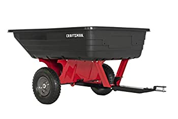 Craftsman CMX-GZ-BF-71-24489 10-cu ft Poly Dump Cart One Size Red