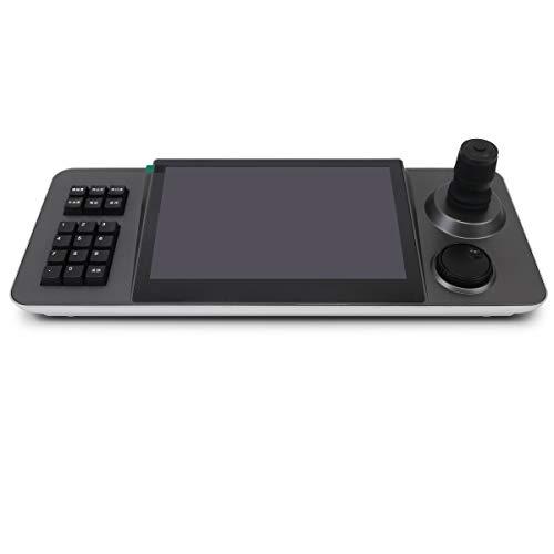 10.1 pollice Touch Screen PTZ Controller Network Camera Tastiera con PTZ Joystick H.265 4K decodifica HDMI Uscita