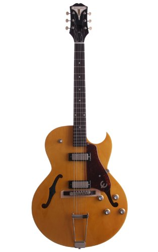 Epiphone 50th Anniversary 1962 Sorrento Electric Guitar, Natural