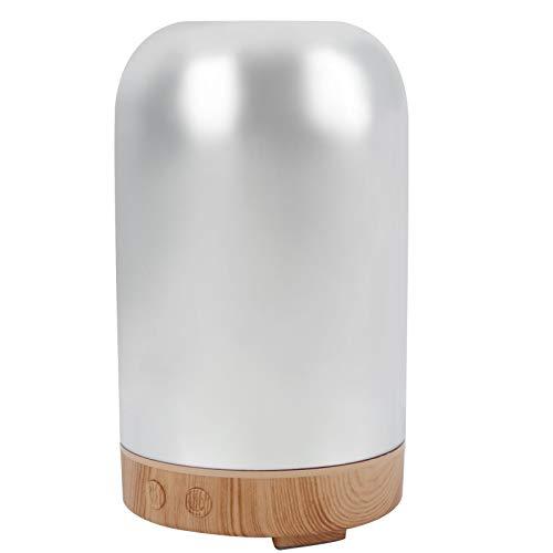 Velaurs Humidificador de Coche, pulverización Continua con difusor de Aroma de luz Colorida, silenciosas Barras de Niebla fría en el hogar para habitación de Hotel, Sala de Yoga