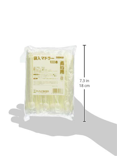 サンナップ『商い用袋入マドラー』