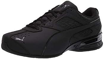 PUMA Men s Tazon 6 Fracture FM Sneaker Black 14 M US