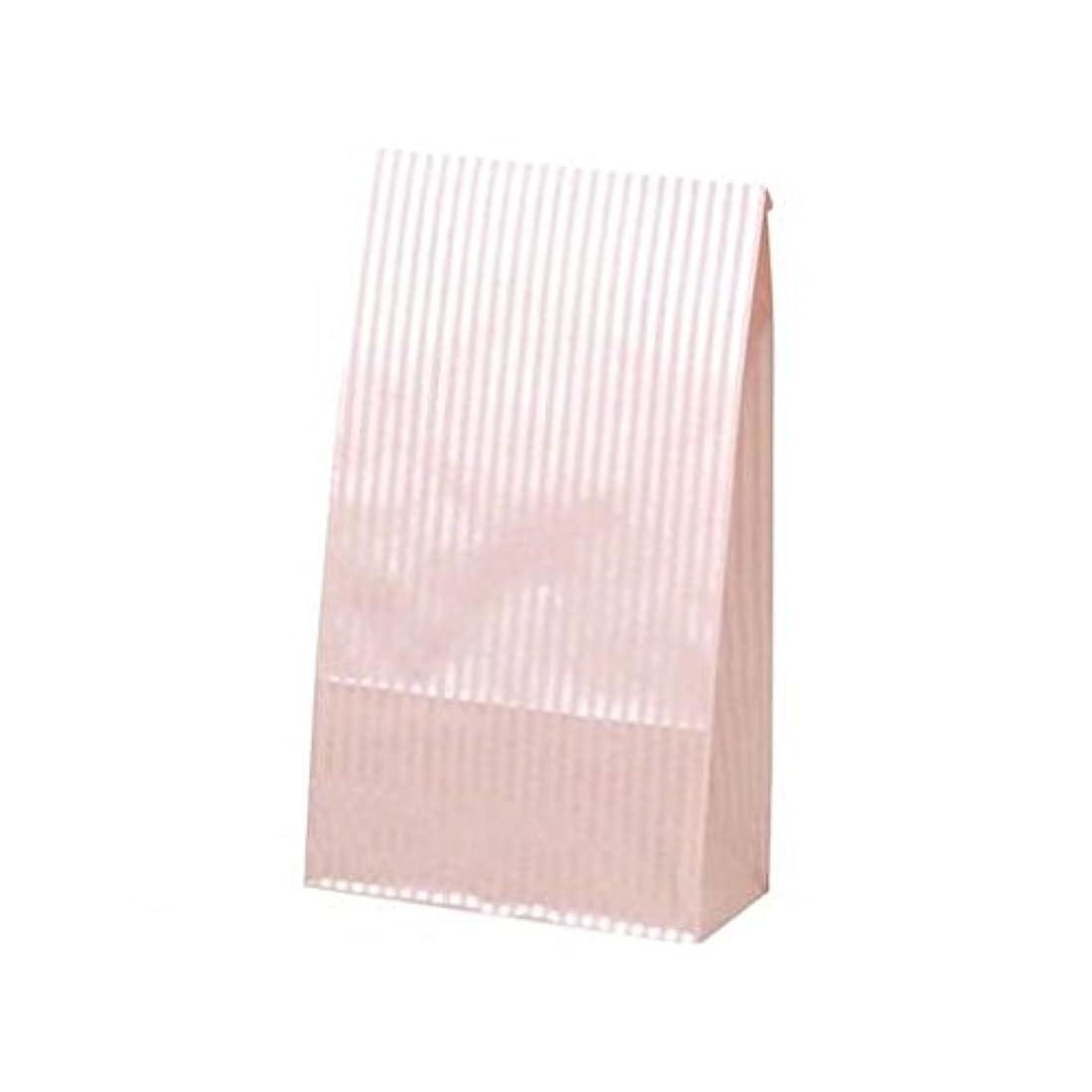 測定可能意見クランシーCN90289 ギフトバッグ 角底袋 クリスタルピンク